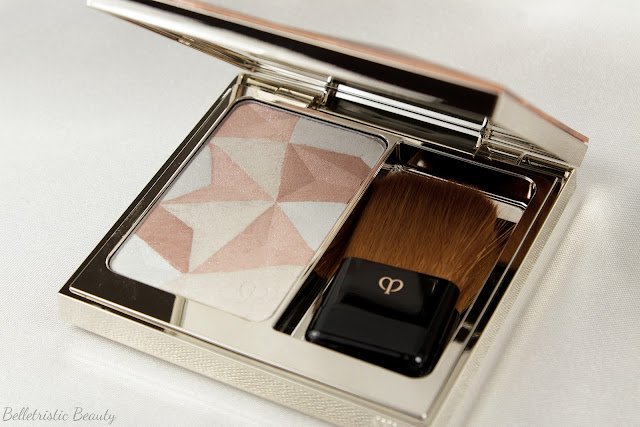 Clé de Peau Beauté Delicate Pink #14 Luminizing Face Enhancer Highlighter La Boheme Collection Spring 2014 in studio lighting