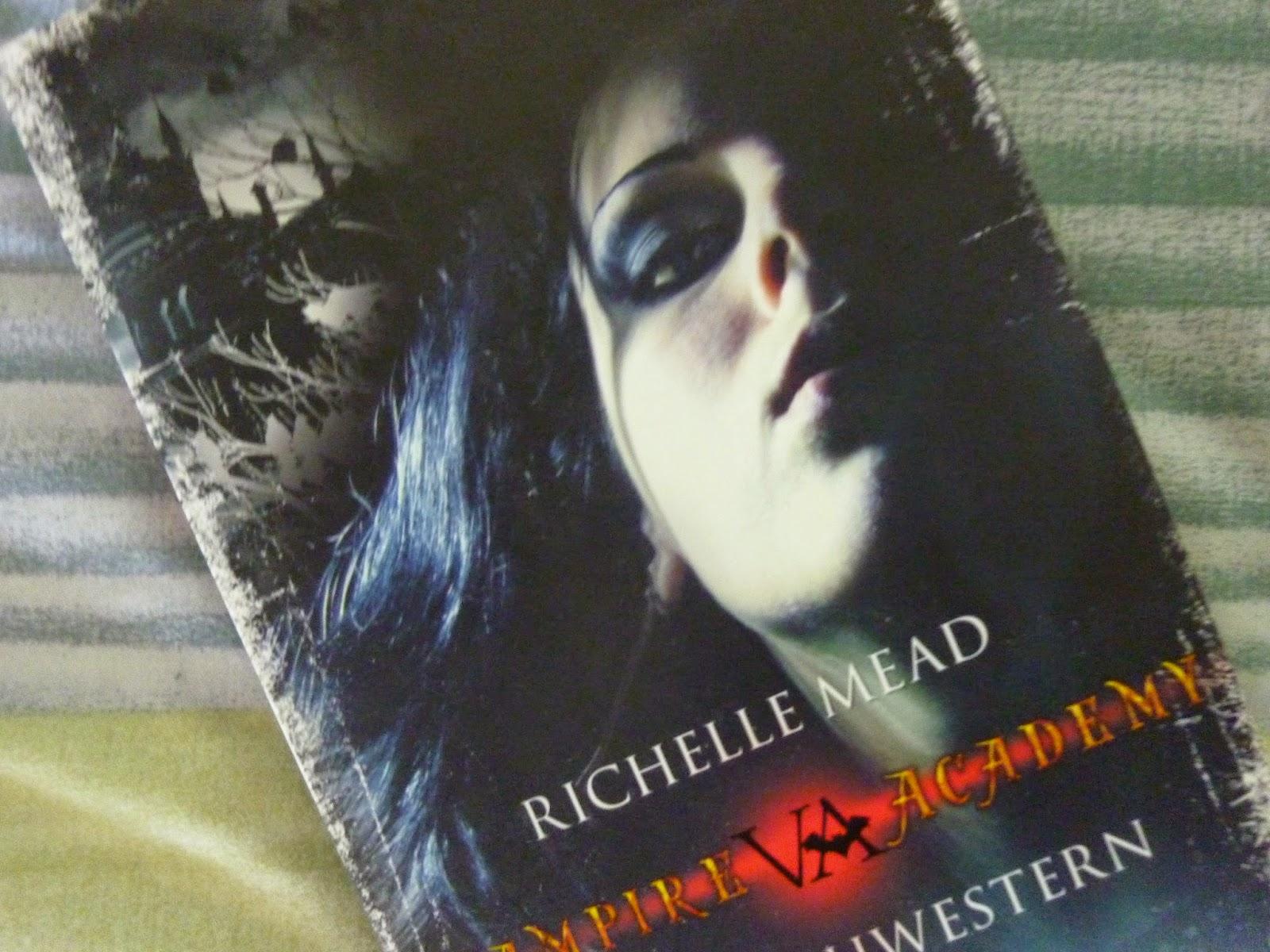 Blutsschwestern - Rezension - Buch Vampire Academy - Pandastic Books