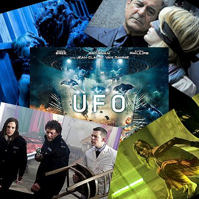 UFO Movie Collage