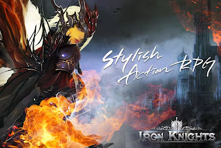 Iron Knights 1.4.2 Mod Apk (Unlimited HP-Cooldwon-Gold no Skill)