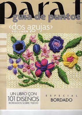 Revista Para Ti (especial Bordado)