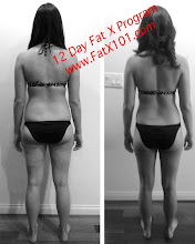Fat X Program 12 Days