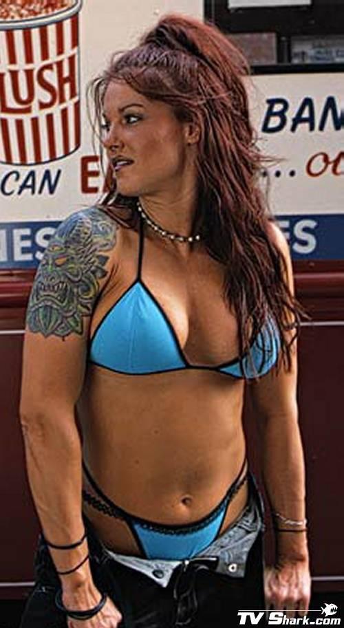 WWE Diva Lita
