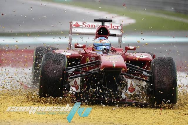 Descargar Carrera GP Malasia Formula 1 Marzo 24 2013