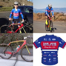 My Kit/Bike for SJBC Racing 2016