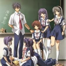 Clannad After Story I Love This Show There Is Such A Beautiful Underlying Catholic Understanding Of The Communion That We Are Called To