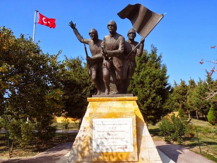 3 Ağustos Çanakkale Şehitlik Turu