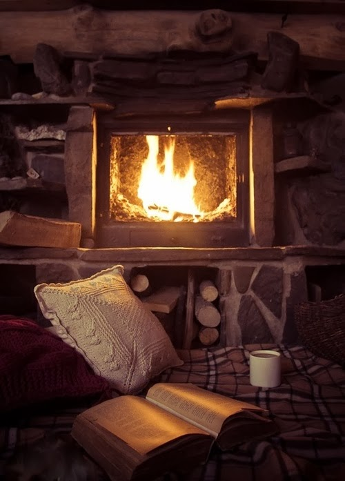 Welcome Cozy Days of Winter