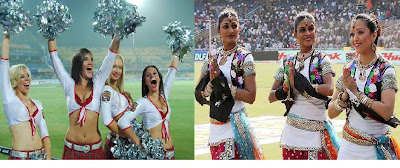 IPL Cheer Queens replace Cheerleaders