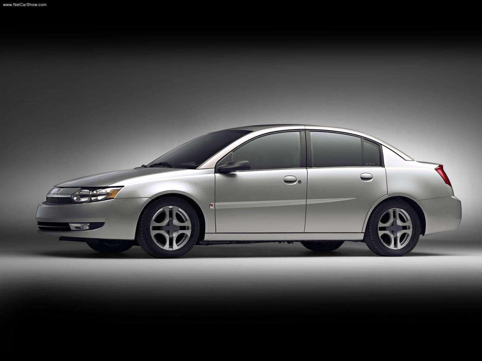 Hình ảnh xe ô tô Saturn ION Sedan 2003 & nội ngoại thất