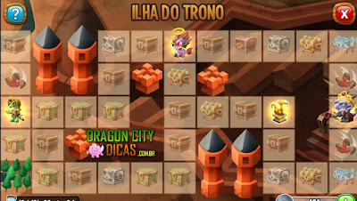 Tutorial da Ilha do Trono!