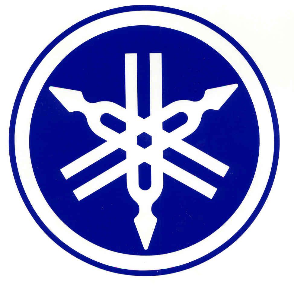 Yamaha Motorcycle Logo Vector