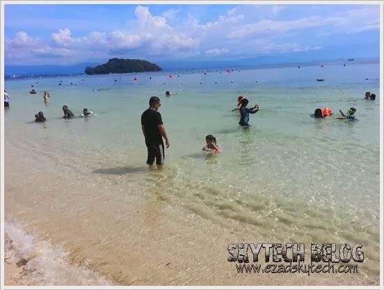 Visit Malaysia 2014 - Kecantikan Pulau Manukan, Sabah