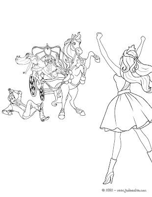 Ken doll vamos colorir a princesa e a pop star - Coloriage barbie pop star ...