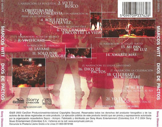Descargar Sobrenatural - Marcos Witt MP3 - Msica