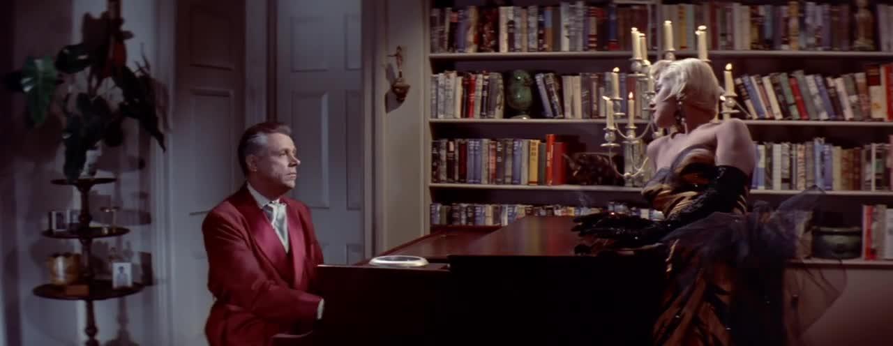 La comezón del séptimo año (1955) Billy Wilder | Comedia