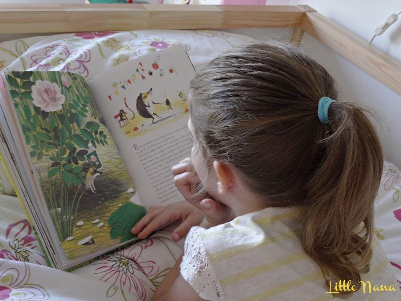 hoy leemos no hay nadie enfadado cuento infantil