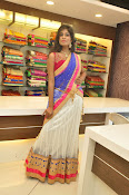 Mounika Reddy Glam pics in Half saree-thumbnail-10