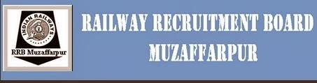 RRB Muzaffarpur Logo