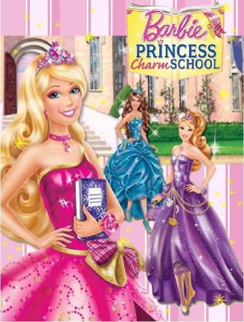 TV Dramas: Barbie Princess Charm School Full Movie