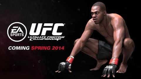 UFC para Xbox One y Ps4 esta primavera