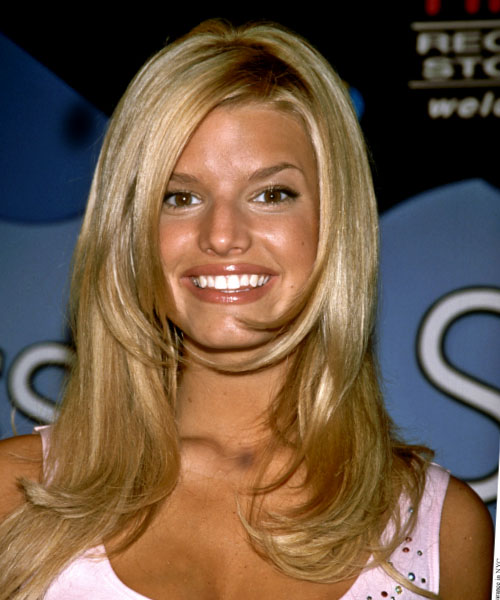 Funny Image Clip Jessica Simpson Hairstyles For Every