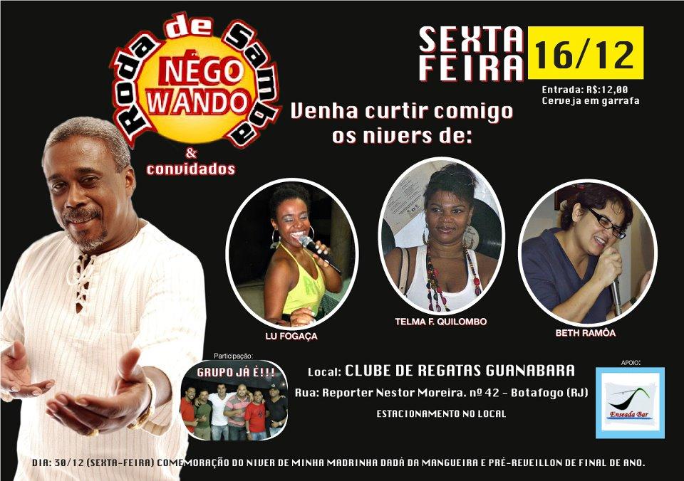 Sambistas Da Guanabara - Show De Samba Vol 2