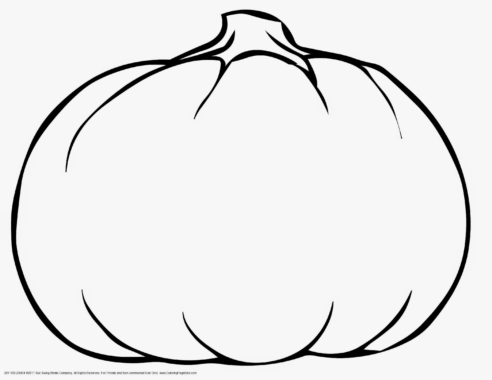 pumpkin patch coloring pages free - photo#17