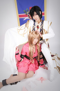 Code Geass Lelouch Lamperouge Cosplay by Tasha 4