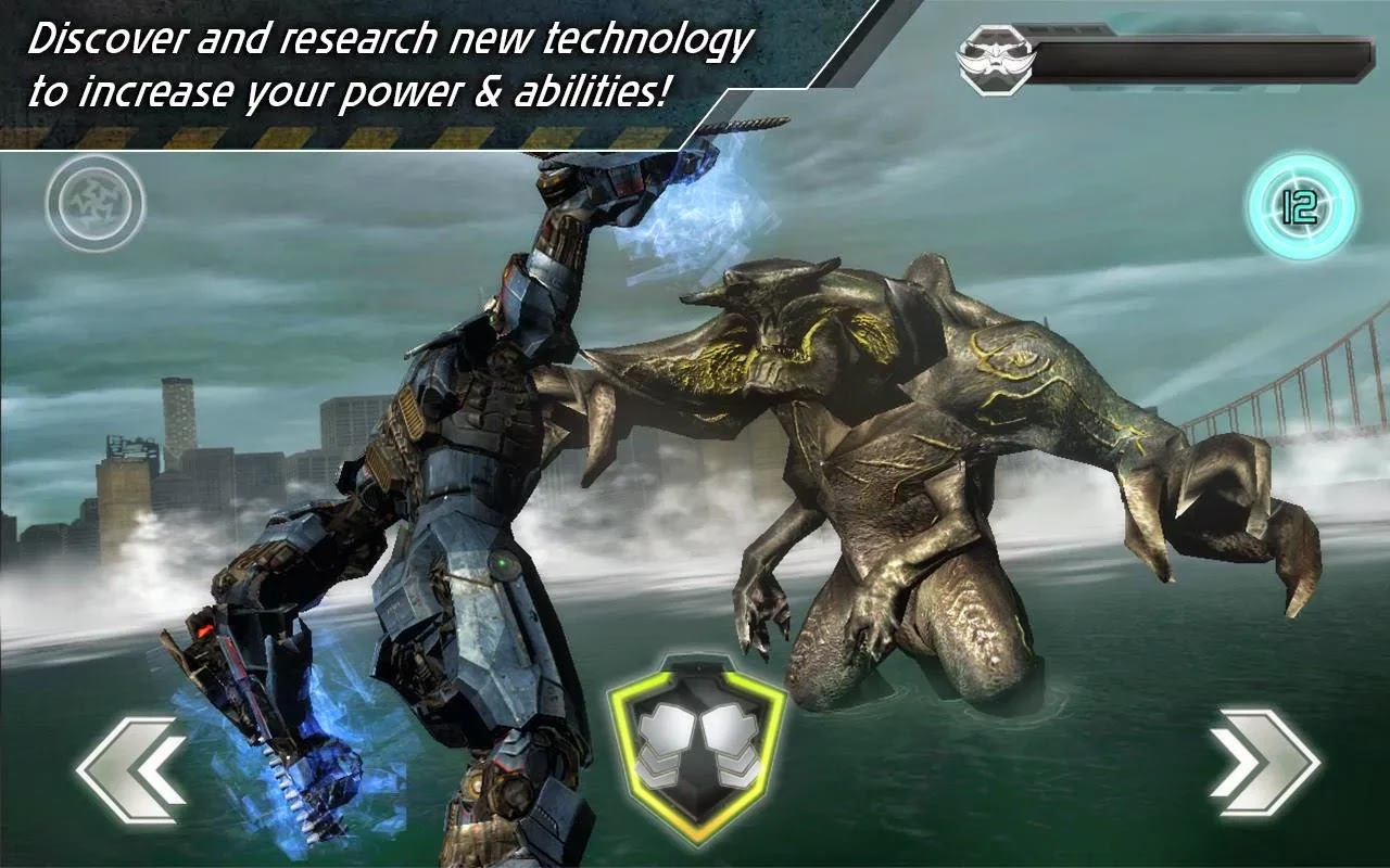 Pacific Rim v1.9.3 Mod [Unlimited Money]