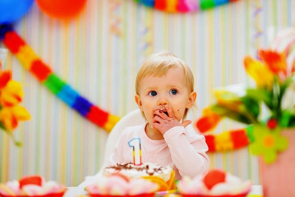 Ide ulang tahun pertama bayi