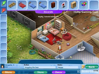 Free Download Virtual Families 2 Our Dream House Pc Game Photo