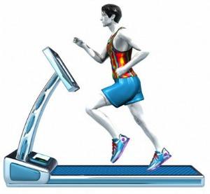 Treadmill par daudte huye rakhe yeh dhyaan
