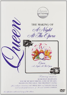 Classic Album: A night at the opera de Queen.