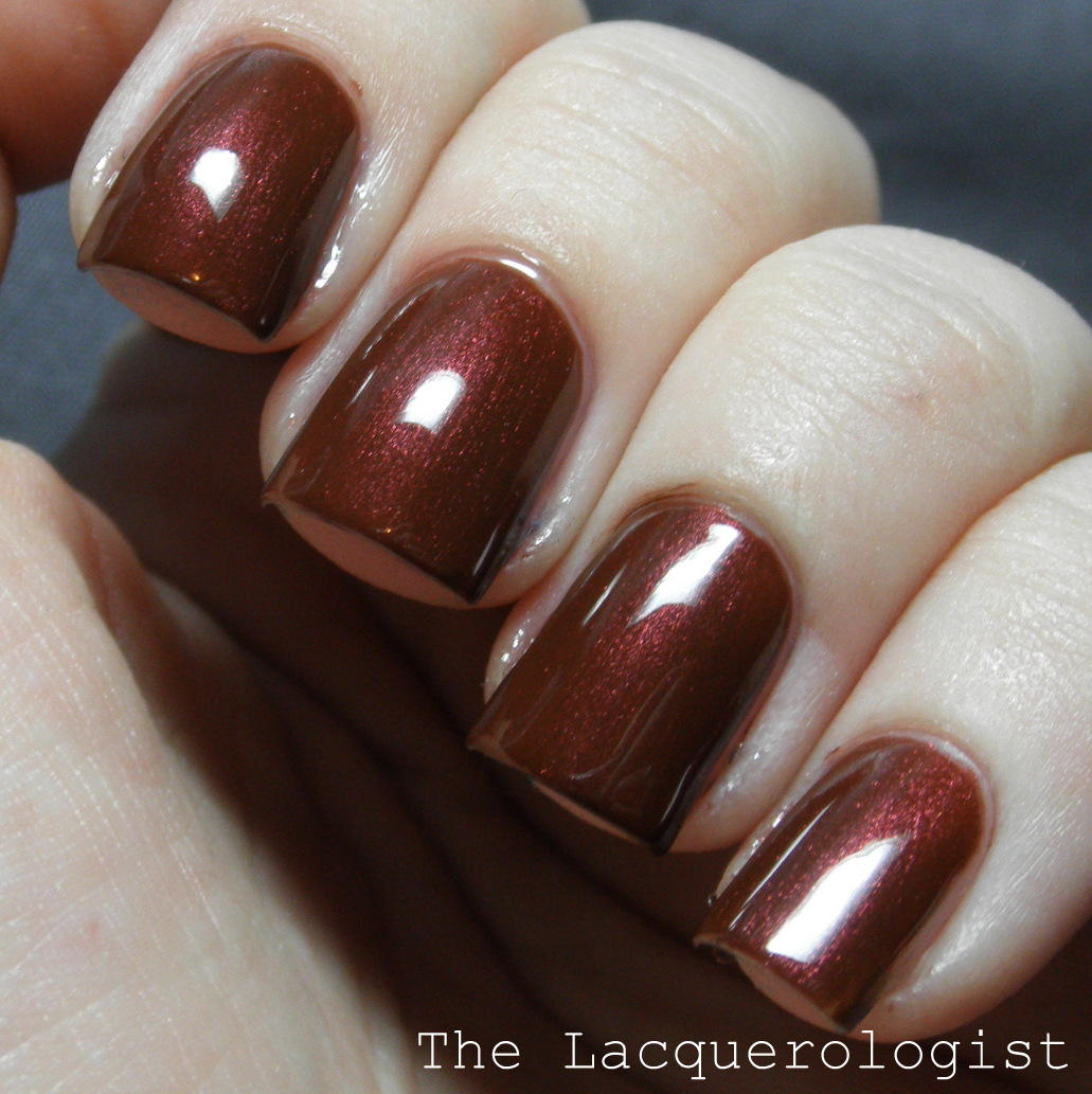 Nicole by OPI & DOVE Chocolates: Discover Your Dark Side in the New ...