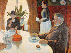 Signac, The Dining Room