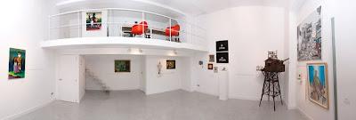 EN ARTE: Twin Studio and Gallery 1