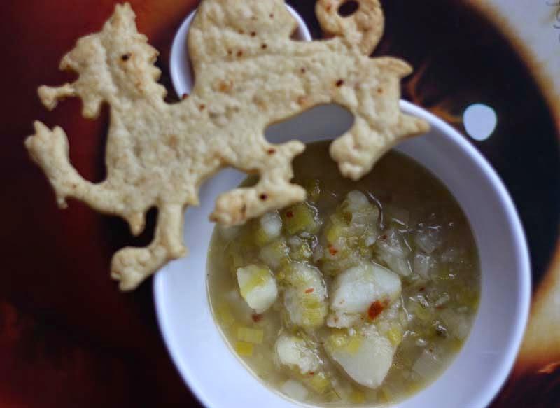 some original vegan welsh recipes