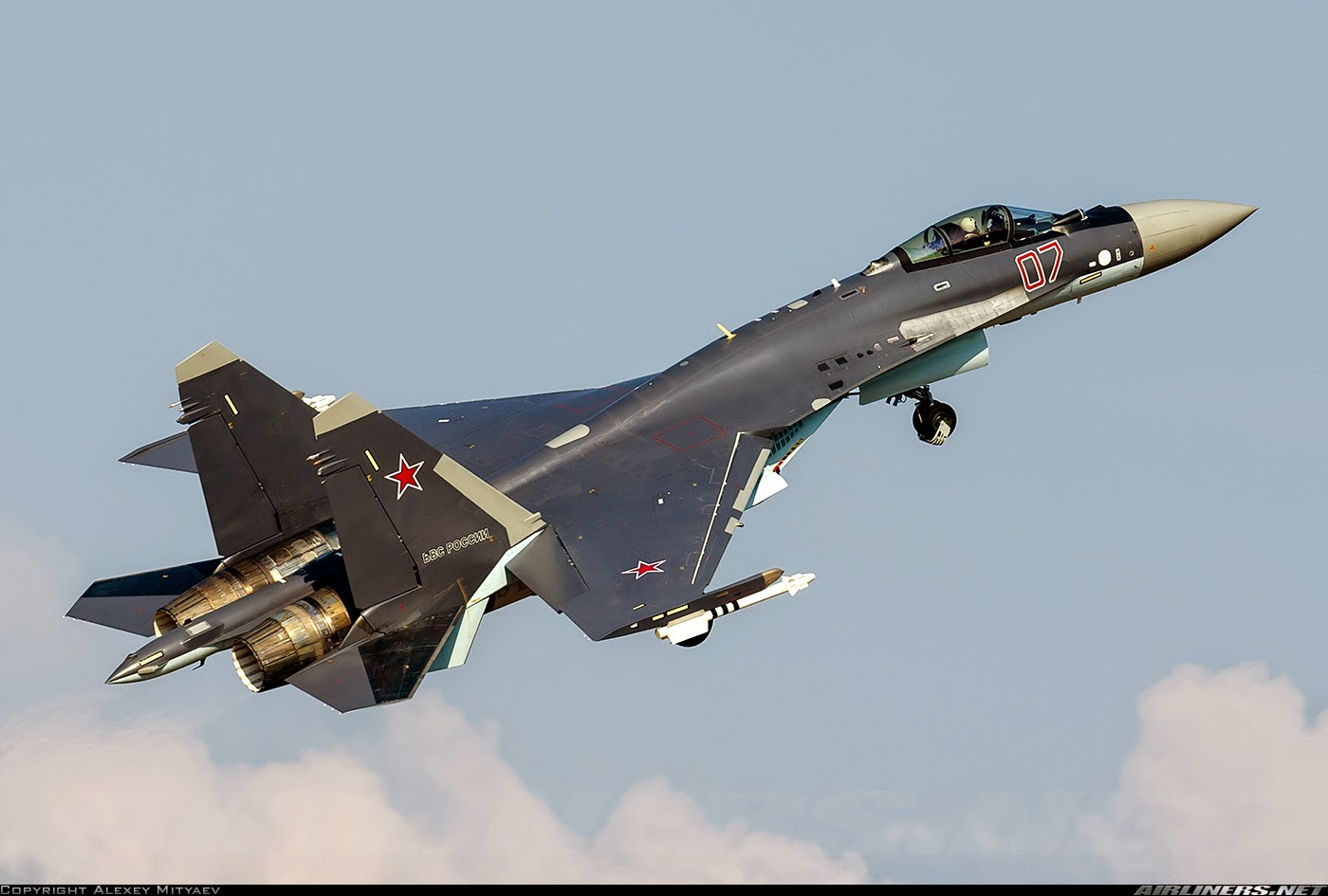 Russia, China Continue Negotiations for Su-35S Fighters