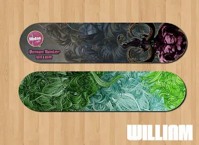Design de Prancha de Skate