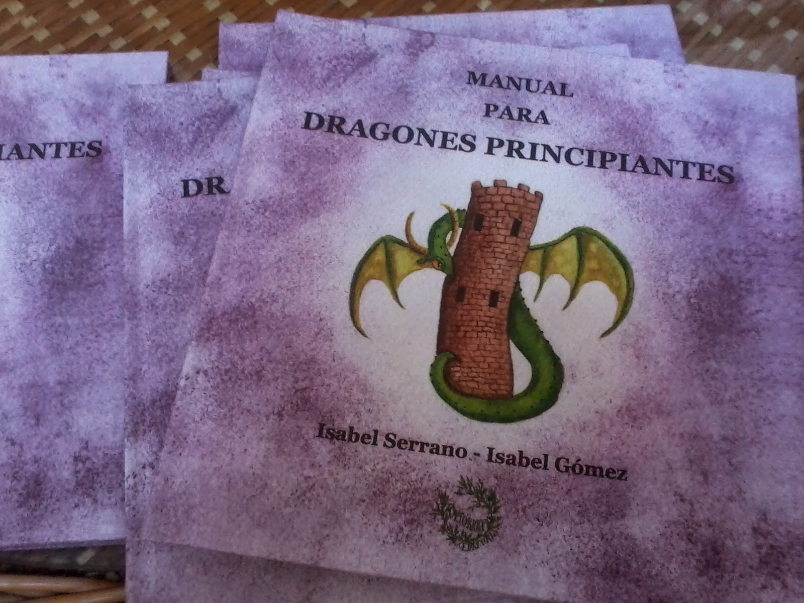 Manual para dragones principiantes