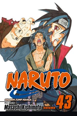Manga Top 10 Naruto Cover Art