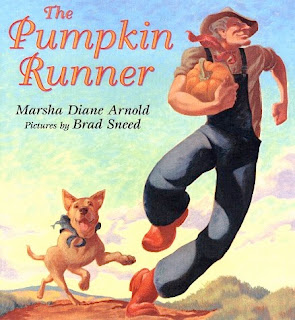 bookcover of Pumpkin Runner by Marsha Diane Arnold
