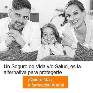 SEGURO DE VIDA Y SALUD