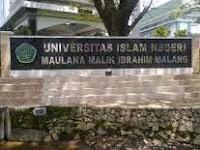 Profil Universitas Islam Negeri Maulana Malik Ibrahim   UIN Malang