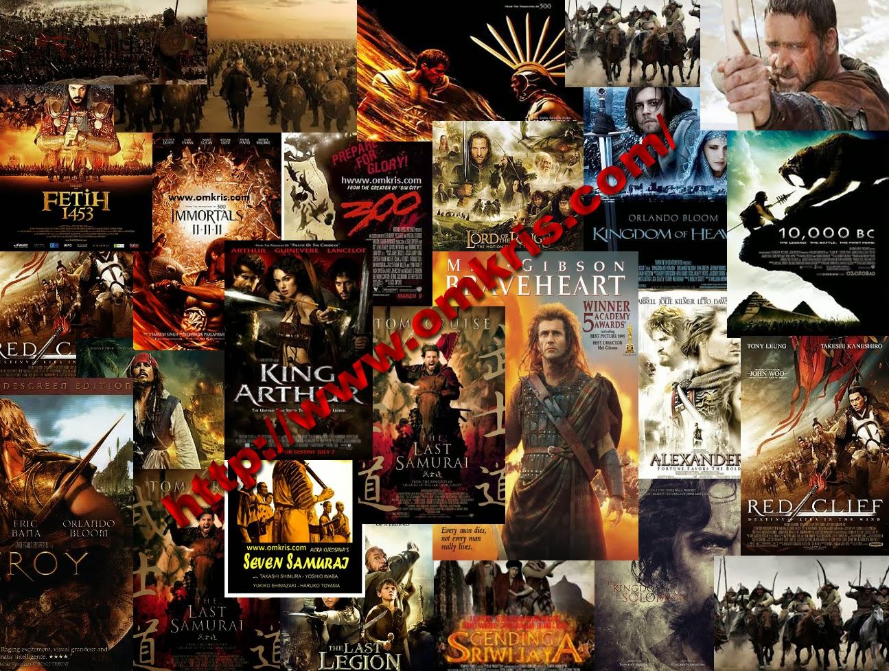 OM Kris : Kumpulan Judul Film-Film Kolosal Terbaik