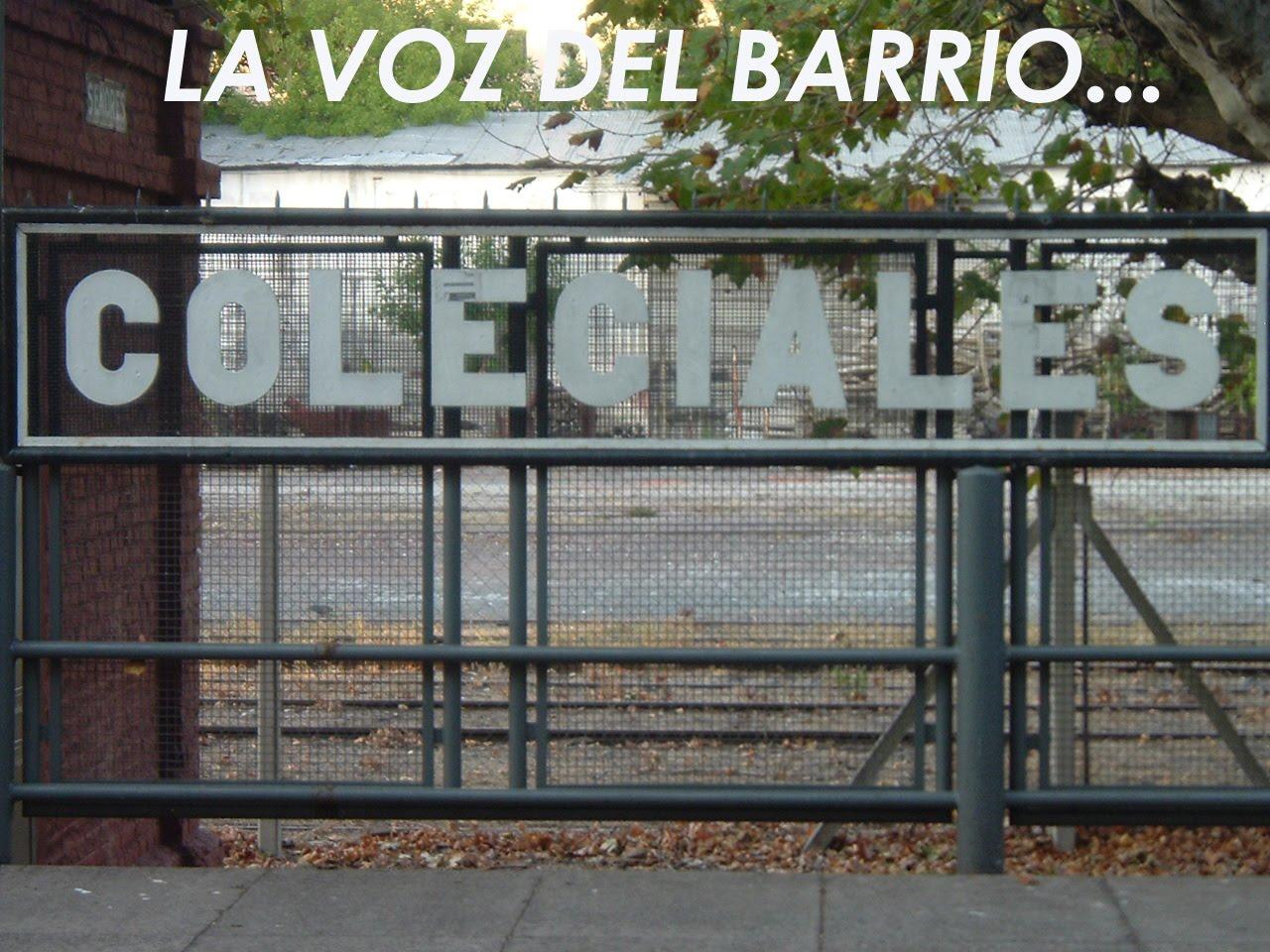 LA VOZ DEL BARRIO COLEGIALES
