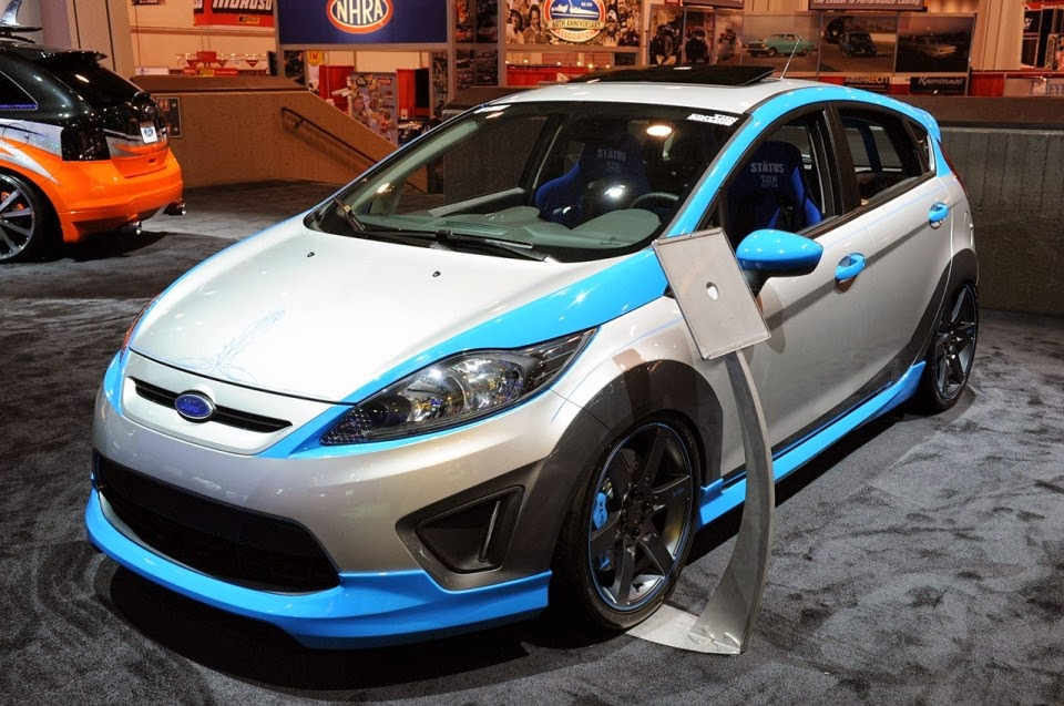 ford fiesta by ford custom accessories hd photos. Black Bedroom Furniture Sets. Home Design Ideas