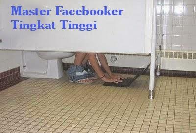Foto Dan Gambar Lucu facebook facebooker tinggkat tinggi