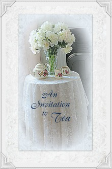 Tea With Helena-an Interview by ~ Victoria